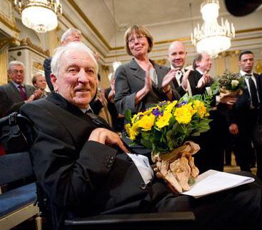 Tomas Tranströmer: Premio Nobel de Literatura 2011