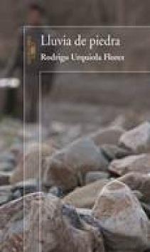 Presentación de Lluvia de piedra de Rodrigo Urquiola