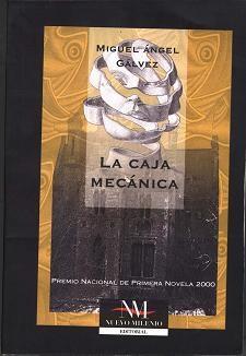 Paolo Agazzi se refiere a La caja mecánica de Miguel Ángel Gálvez