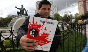Trelles Paz asegura que la realidad obligó a reinventar la novela negra en Latinoamérica