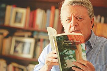 Kempff: el placer de escribir sobre las pasiones humanas