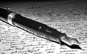 A los jóvenes que escriben