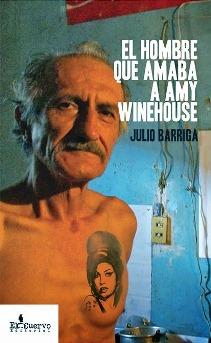 """Barriga ve en Amy Winehouse a una compañera de viaje"""