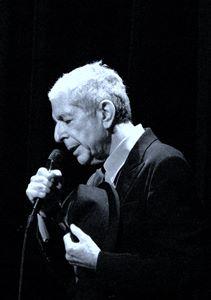 L. Cohen, desde el fondo de su voz