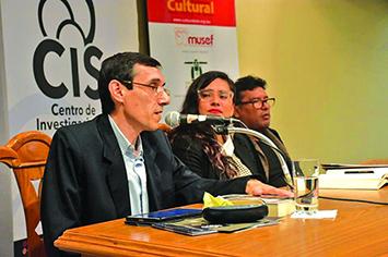 Jorge Suárez: Un panegírico del lenguaje