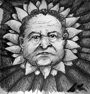 Jorge Suárez, el sonetista de la copla