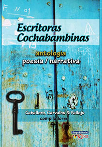 Escritoras cochabambinas