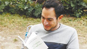 Guillermo Ruiz Plaza: 'Narrar es pervertir'