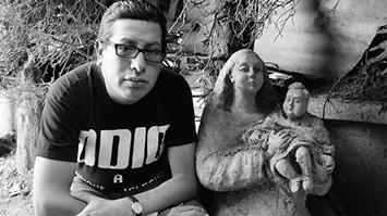 Sergio Gareca: 'Oruro es mi comala, mi macondo'