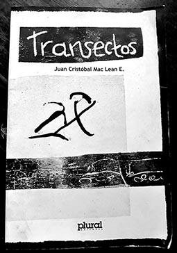 Poetizar la Tierra (Transectos, de J.C. Mac Lean)