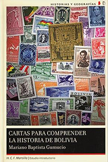 """Mariano Baptista entrega """"Cartas para comprender la historia de Bolivia"""""""