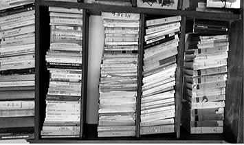 La biblioteca de mi padre