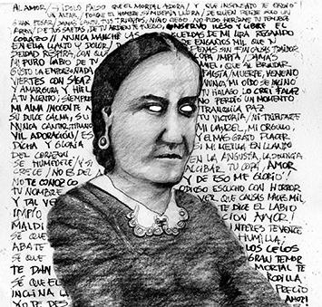 "María Josefa Mujía, la alondra de la ""enlutada lira"""